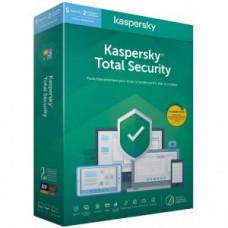 Antivirus KASPERSKY Total Security /5 Postes