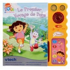 Jeu éducatif électronique - Magi Livre interactif Dora - Format compact Vtech - 80-062605 -
