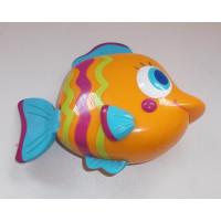 Jeu pour le bain le poisson Babysun