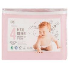Couche bébé - Bleer Taille 4 - 50 units