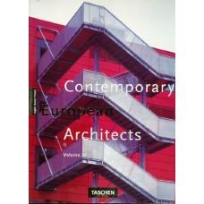 Architectes Contemporains Europeens: 4