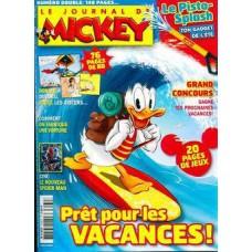 le journal de mickey vive les vacances 3132