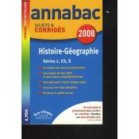 Histoire-Géographie Bac L/ES/S. Sujets corrigés 2001