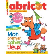 abricot jeux special maternelle mon premier cahier de jeux