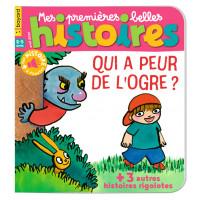 mes premieres belles histoires qui a peur de l'ogre