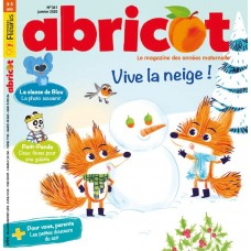 Abricot 18 décembre 2019 — n°361