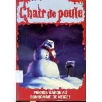 Prends garde au bonhomme de neige ! - Chair de Poule #46