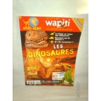 WAPITI hors série Hors-série N° 14 : les dinosaures -