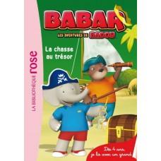 Babar 04 - La chasse au trésor