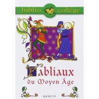 Fabliaux du Moyen Âge de  Brigitte Wagneur