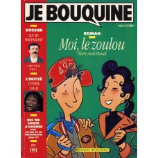 Je-Bouquine-N-88 MOI LE ZOULOU