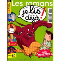 LES ROMANS je lis déjà 100% MONSTRE