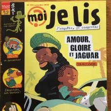 Moi je lis 276 amour & gloire & jaguar