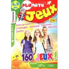 MAGAZINE PLANÈTE JEUX N62 NEUF SEP-DECEMBRE 2019