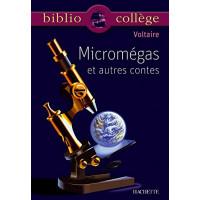 Micromégas et autres contes de  Voltaire
